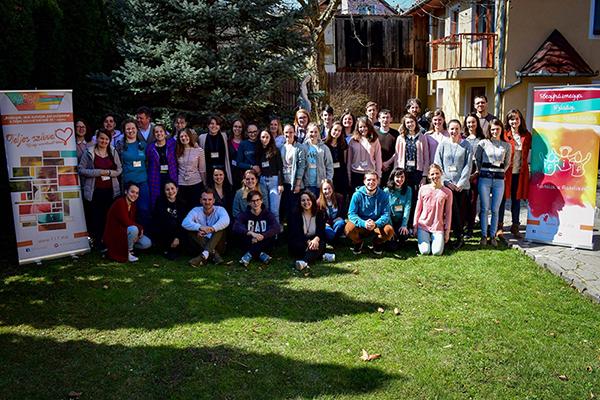 TSZ IV. - első csoportkép